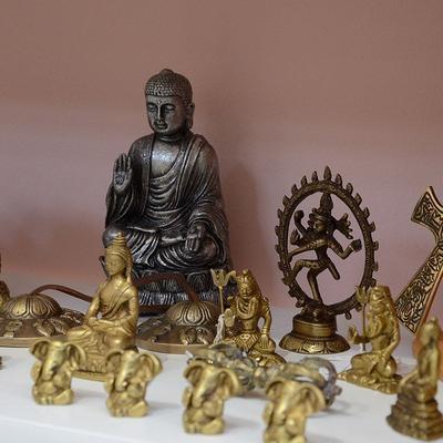 Buddhistische Figuren